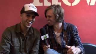 Milow - Interview (live @ 10 jaar BNN That