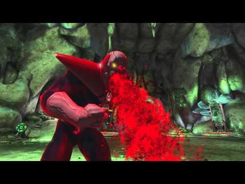 DC Universe Online Rage Powers Trailer