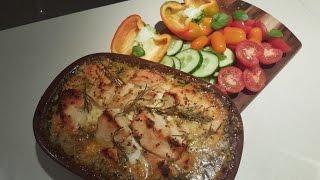 Вкусная курица в горчично- медовом соусе. Для ленивых! :)