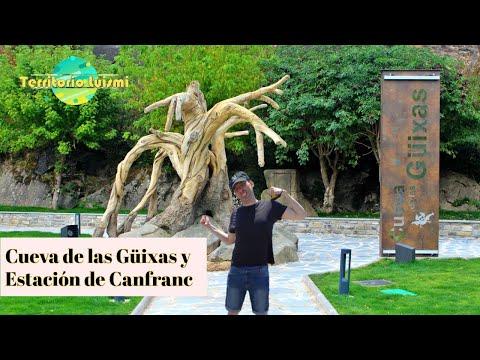CUEVA DE LAS GÜIXAS 🧙♀, ESTACIÓN DE CANFRANC - RUTA por HUESCA