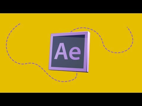 After Effects Animated Lines - Tutorial (Free Project)