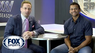 Chris Broussard on possibly trading LeBron, Lakers' best-case scenario | KNOCKDOWN J | FOX SPORTS