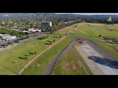 Victoria - Park Adelaide - SA - 4K