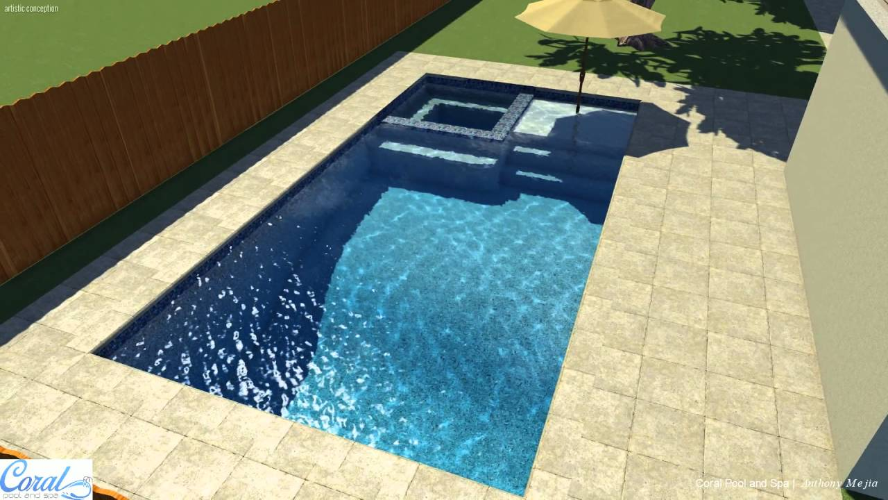 15 X 30 Oval 48 52 In Wall Solid Blue Overlap Above Ground Pool