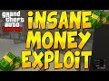 GTA 5 ONLINE: UNLIMITED MONEY GLITCH AFTER PATCH 1.09 (INSANE MONEY) (GTA ONLINE GLITCHES)