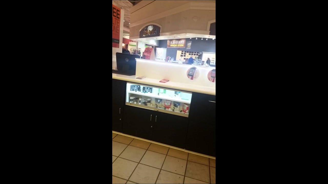 Boost mobile kiosk at sierra vista youtube for Mobili kios