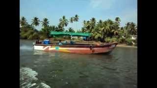 Рыбалка в ГОА Индия. Fishing in Goa India(Поездка на рыбалку в ГОА, Индия. Поездка была куплена в местном турагенстве. Fishing trip to Goa, India. The trip was purchased..., 2013-05-17T18:29:20.000Z)