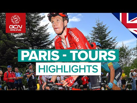 Paris - Tours 2019 Highlights | French One Day Classic | GCN Racing