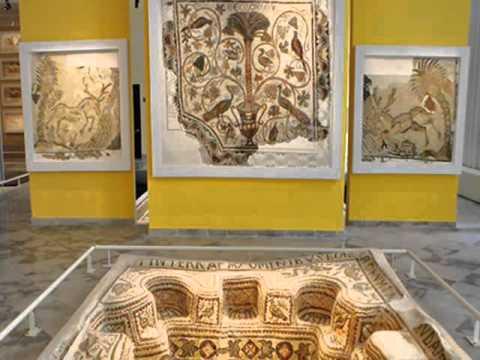 Vidéo promotionnelle musée archéologique de Sousse
