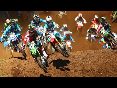 2017 Peterson CAT Washougal National race highlights