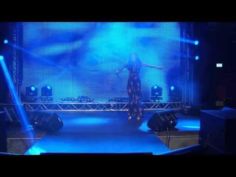 Diana Villamonte, Panama - Karaoke World Championships 2014