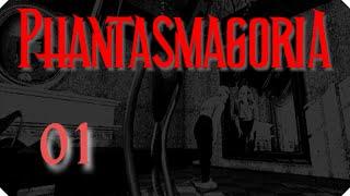**Phantasmagoria** [GER, Komplettlösung] Kapitel 1 #01