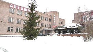 02.02.2016 Центр допризывной подготовки в Череповце