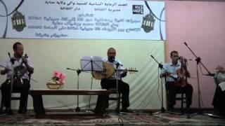 Badri Guettaf. Soirée au palais de la culture Mohamed Boudiaf Annaba le 16.07.2014