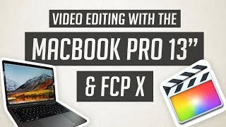 "Why the Tiny 13"" MacBook Pro as a Pro Editor/Animator"