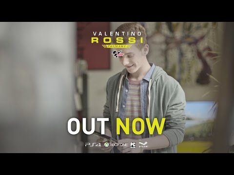 Valentino Rossi The Game - Launch Trailer