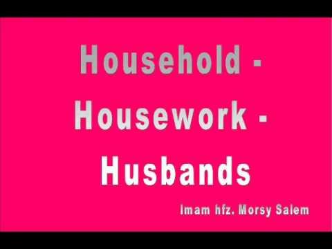 Household   Housework   Husbands - Radio NuR | NooR 810AM