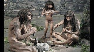 Древние люди.  Способы выживания. Неизвестная Планета