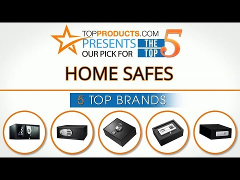 Best Home Safe Reviews 2017 – How to Choose the Best Home Safe