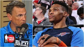 Russell Westbrook doesn't trust teammates – Tim Legler | Stephen A. Smith Show