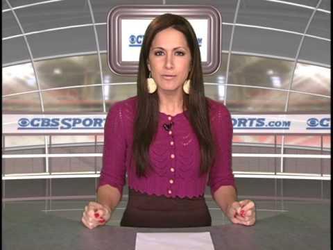 Sportcaster Lauren Shehadi