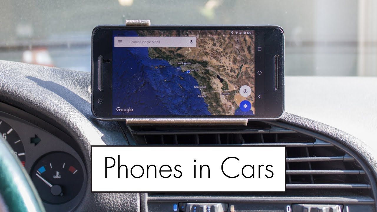 Tutorial : Making a 3D Printed Phone Mount for my Car