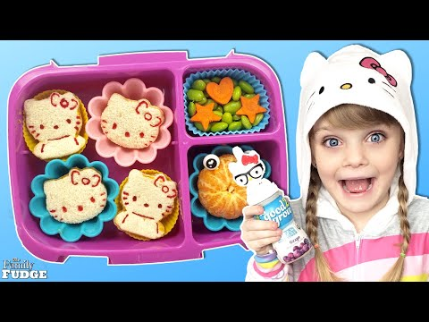 KIDS CHOICE Lunches! Fun And Easy School Lunch Ideas