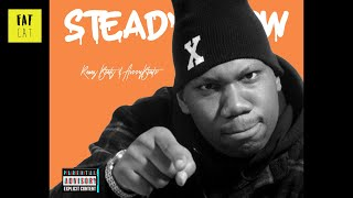 (free) 90s type beat x Funky Old school Hip Hop Instrumental   Steady Flow