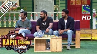 Kapil's fun time with Raman Raghav 2.0 -The Kapil Sharma Show -Episode 19 - 25th June 2016