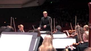 """""""Passacaglia, Op 1"""" Anton Webern - Nicholas Gilmore, conductor"""