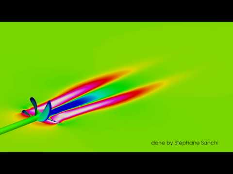 Marine Propeller CFD Simulation with OpenFOAM