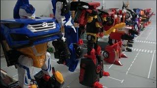 Hello Carbot 14 Robot Transformer Toys 헬로카봇 14 로봇 장난감 자동차 변신