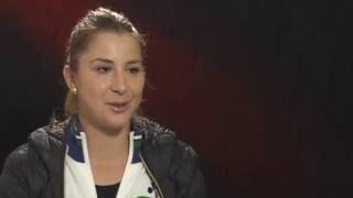 Belinda Bencic | 2016 Aegon International Pre-Tournament Interview