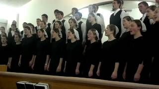 "Sharon Mennonite Bible Institute Chorus ""Be Born In Us"""