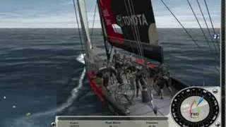 Virtual Skipper 5 : GeForce 8600M GT