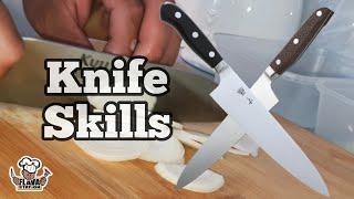 Basic Knife Skills 101