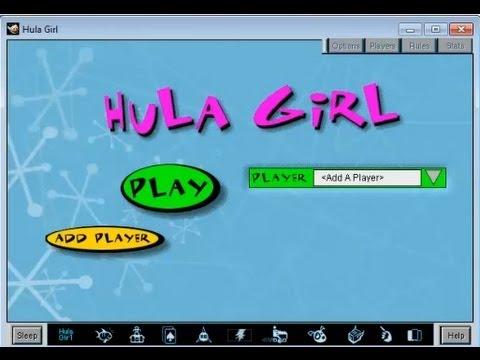 after dark games hula girl youtube. Black Bedroom Furniture Sets. Home Design Ideas