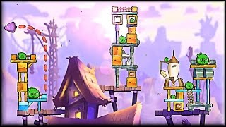 Angry Birds 2 - Pig City - New Pork City Walkthrough