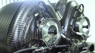 Mercedes F1 Hybrid Power Unit revealed!
