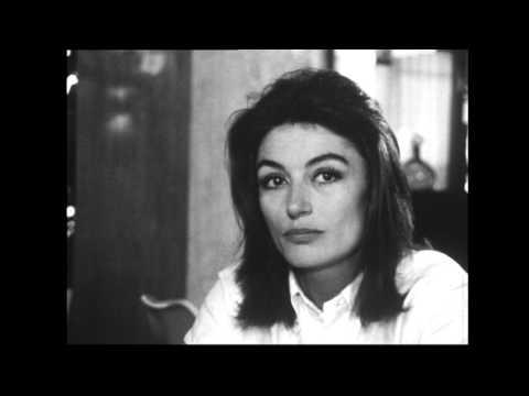 Anouk Aimée 1966  « Reflets sur la Croisette »