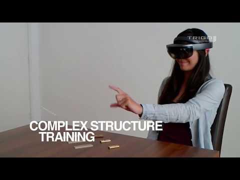Trigo Mixed Reality Solutions concept