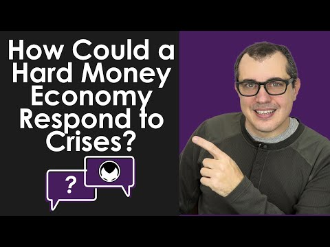 Bitcoin Q&A: How Could a Hard Money Economy Respond to Crises?