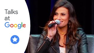 Idina Menzel: Broadway Legend & Vocal Sensation   Talks at Google