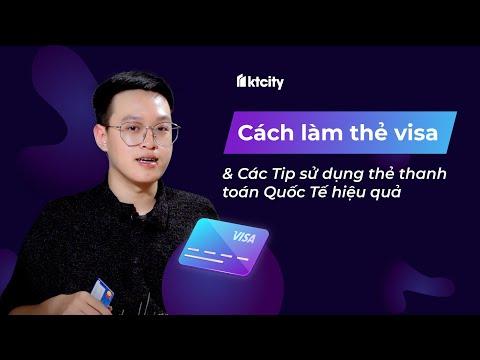 (Vlog) Cách làm thẻ Visa/ Mastercard & Các tip sử dụng thẻ thanh toán Quốc Tế hiệu quả - Maya
