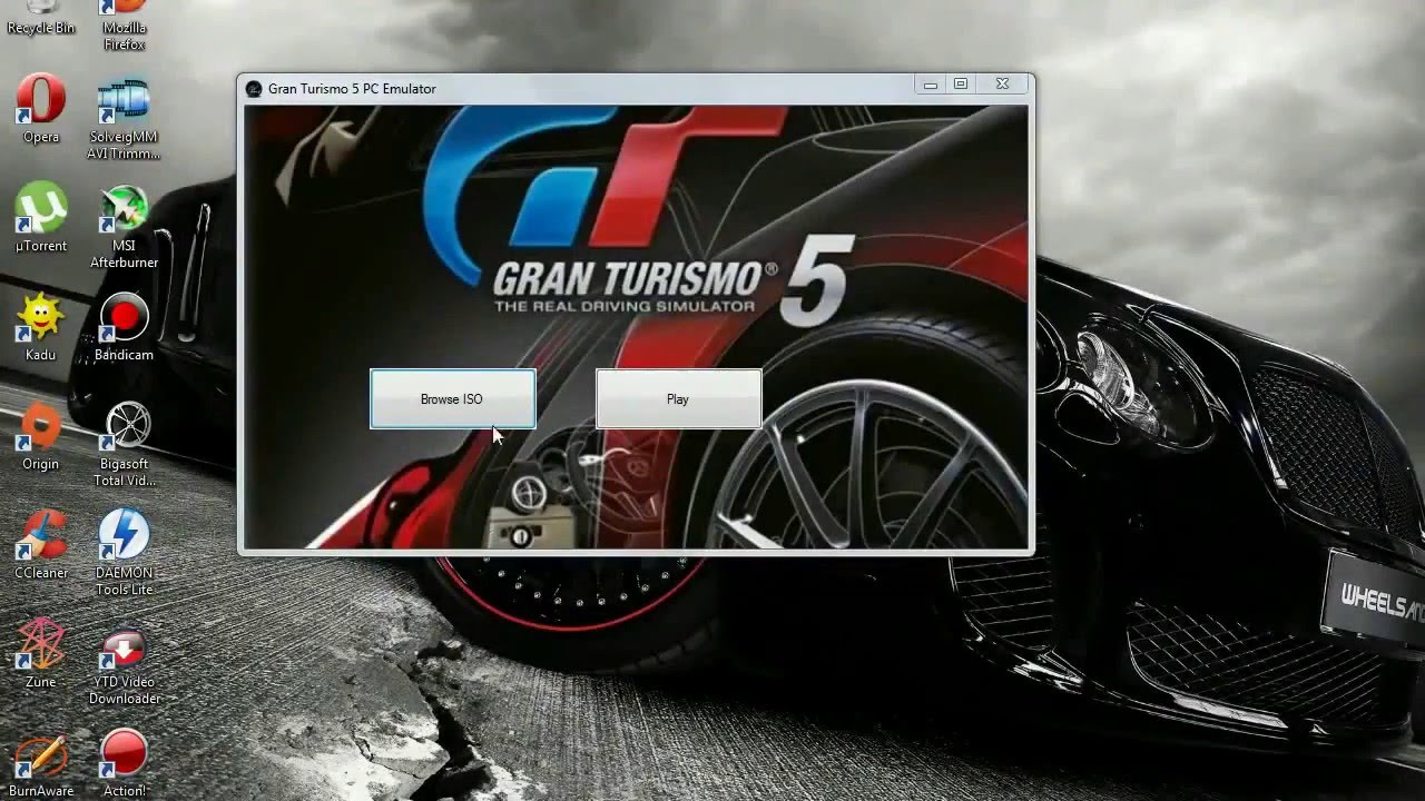 Gran Turismo 5 Free Download