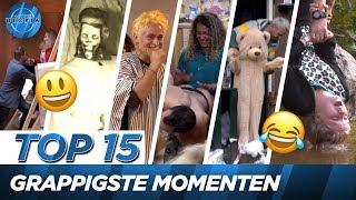 Top 15: Grappigste momenten 😂 | UTOPIA