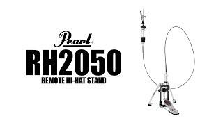 Pearl RH2050 Eliminator Redline Remote Hi-Hat Stand