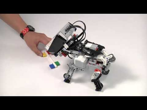Lego Mindstorms EV3 Core Set - Puppy - YouTube