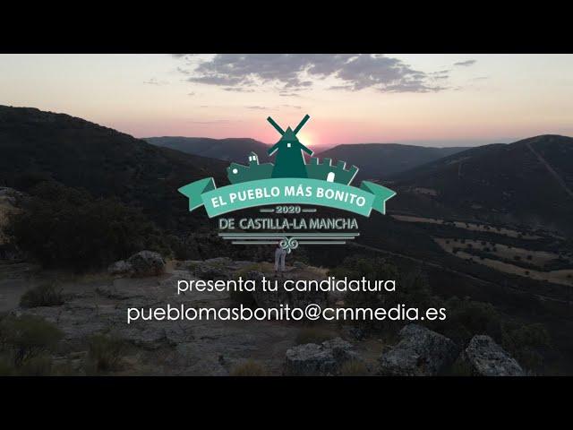 El Pueblo Más Bonito de Castilla-La Mancha 2020