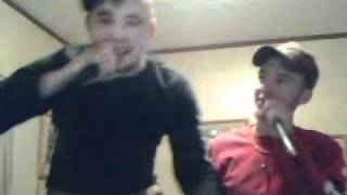 joseph and jacob singn red ragtop by tim mcgraw very funny